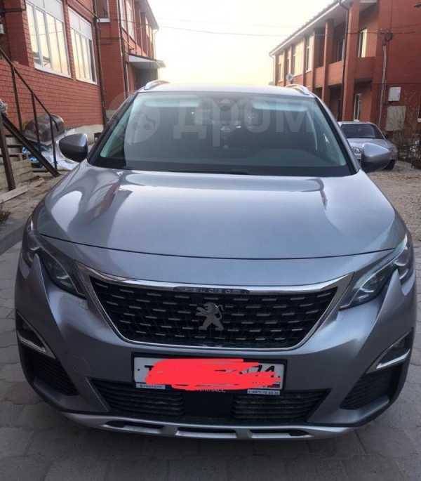 Peugeot 3008, 2017 год, 1 400 000 руб.