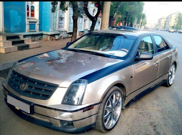 Cadillac STS, 2005 год, 500 000 руб.