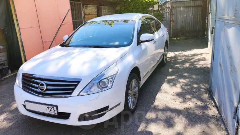 Nissan Teana, 2012 год, 870 000 руб.