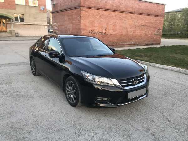 Honda Accord, 2013 год, 995 000 руб.