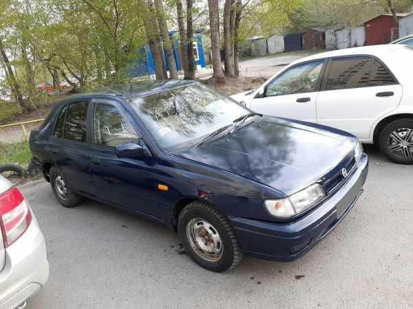 Nissan Pulsar, 1992 год, 69 000 руб.
