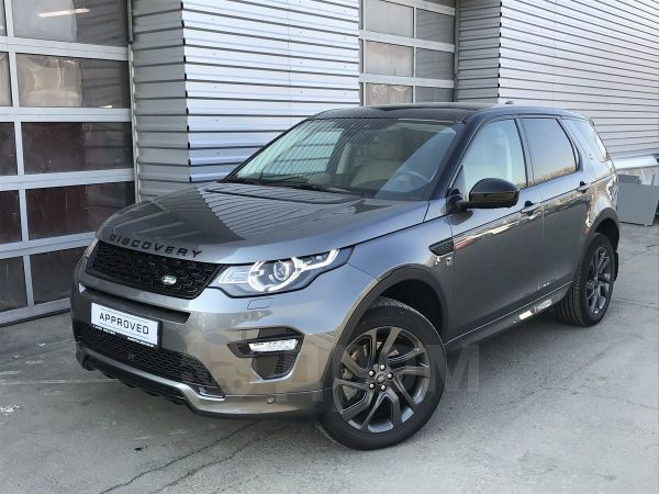 Land Rover Discovery Sport, 2018 год, 3 360 000 руб.