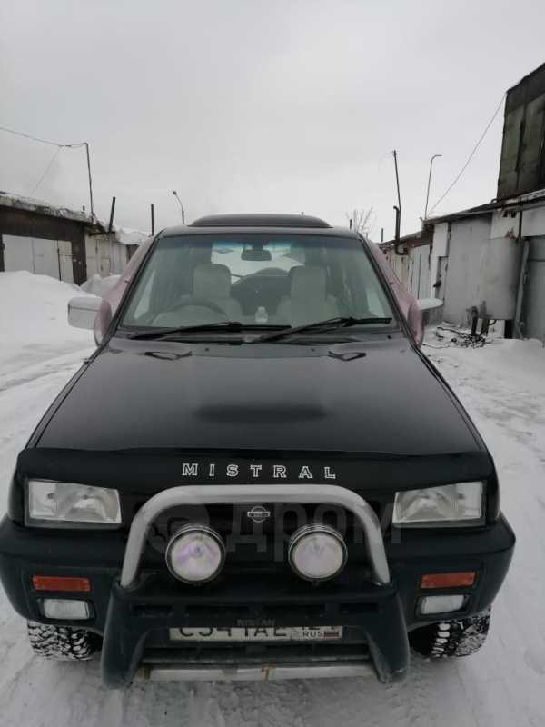 Nissan Mistral, 1995 год, 325 000 руб.