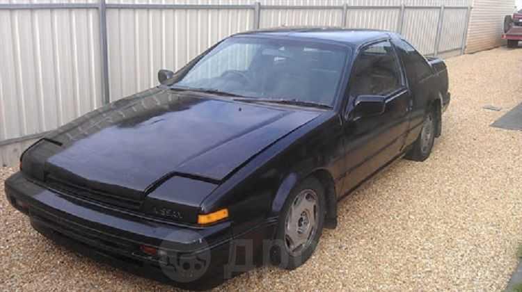 Nissan Exa, 1991 год, 410 000 руб.