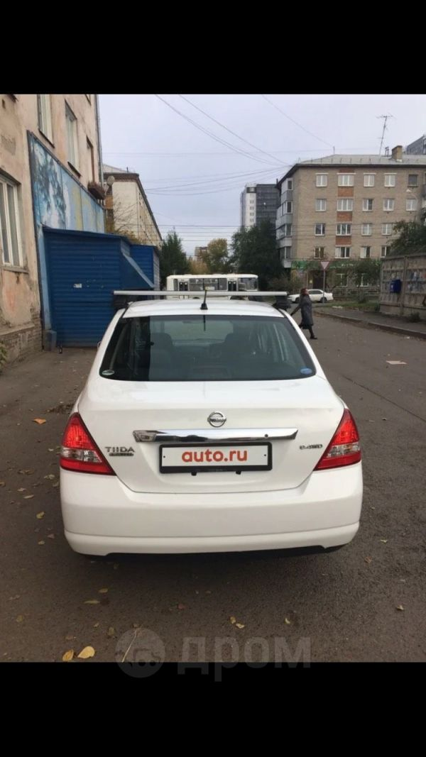 Nissan Tiida Latio, 2005 год, 330 000 руб.