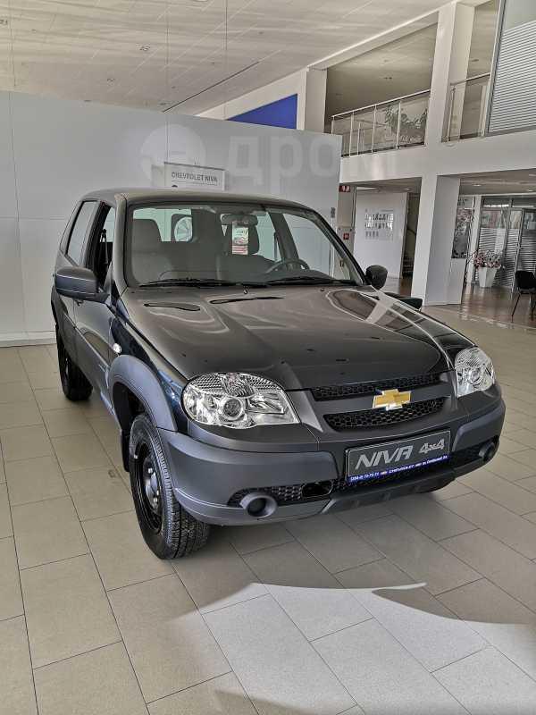 Chevrolet Niva, 2020 год, 599 400 руб.