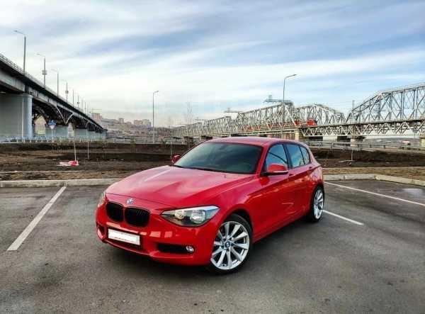 BMW 1-Series, 2012 год, 759 000 руб.