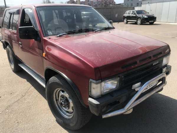 Nissan Terrano, 1991 год, 325 000 руб.