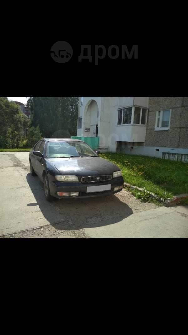 Nissan Bluebird, 1992 год, 49 999 руб.