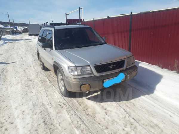 Subaru Forester, 1989 год, 250 000 руб.