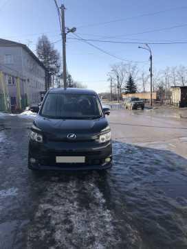 Усть-Ордынский Voxy 2008