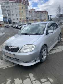 Екатеринбург Corolla Runx 2002
