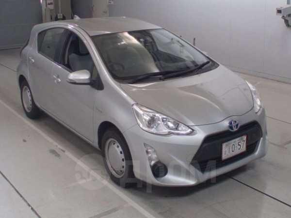Toyota Aqua, 2016 год, 607 000 руб.