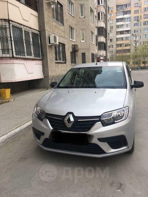 Renault Logan, 2018 год, 400 000 руб.