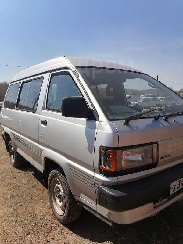 Toyota Lite Ace, 1987 год, 55 000 руб.
