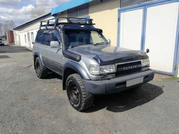 Toyota Land Cruiser, 1994 год, 770 000 руб.