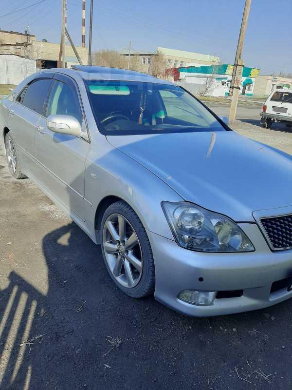 Toyota Crown, 2006 год, 545 000 руб.