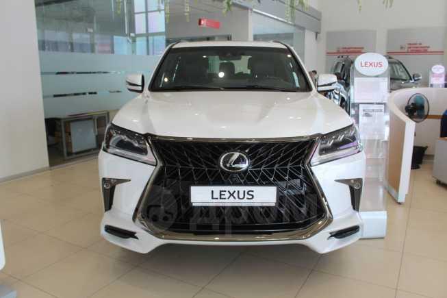Lexus LX570, 2020 год, 8 448 000 руб.