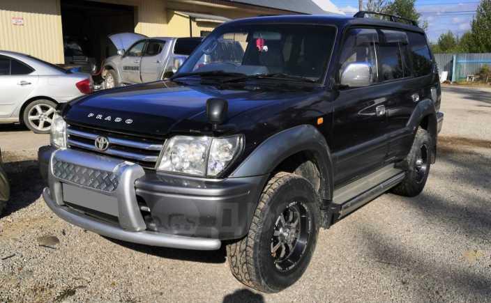 Toyota Land Cruiser Prado, 1996 год, 680 000 руб.