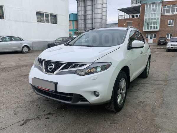 Nissan Murano, 2014 год, 1 327 000 руб.