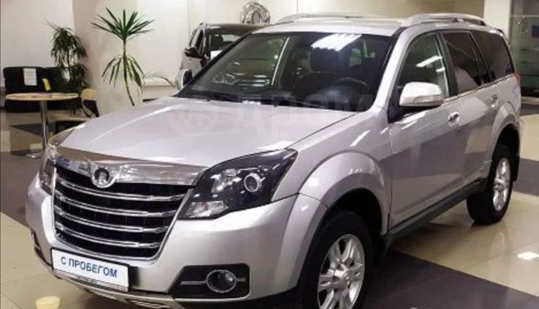 Great Wall Hover H3, 2014 год, 580 000 руб.