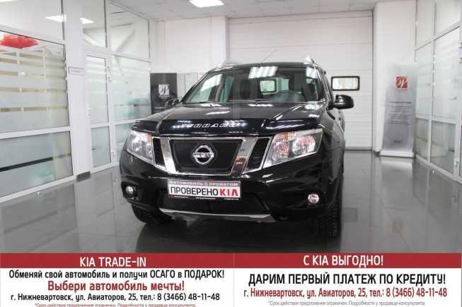 Nissan Terrano, 2017 год, 937 000 руб.