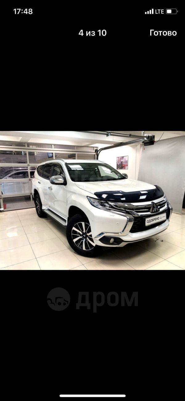 Mitsubishi Pajero Sport, 2018 год, 2 500 000 руб.