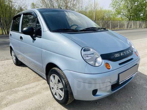 Daewoo Matiz, 2012 год, 199 000 руб.