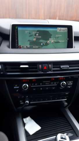 Трёхгорный BMW X5 2016