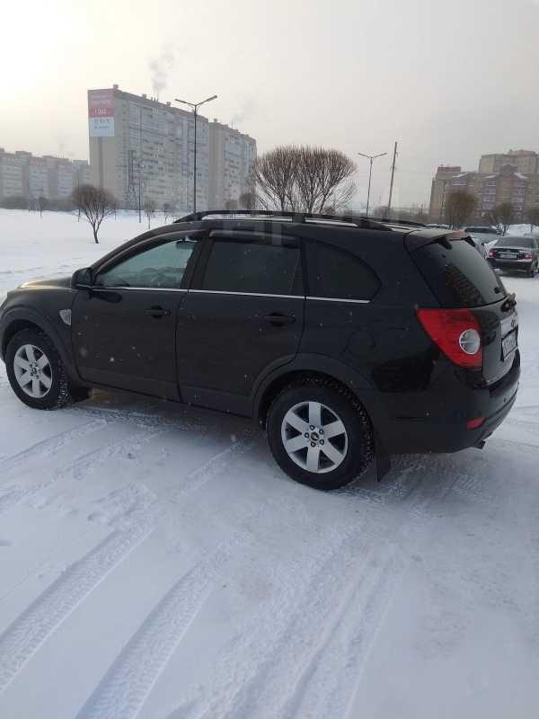 Chevrolet Captiva, 2008 год, 430 000 руб.