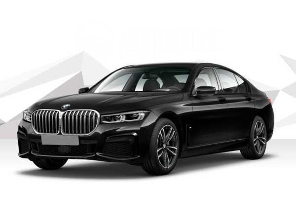 BMW 7-Series, 2020 год, 6 105 400 руб.
