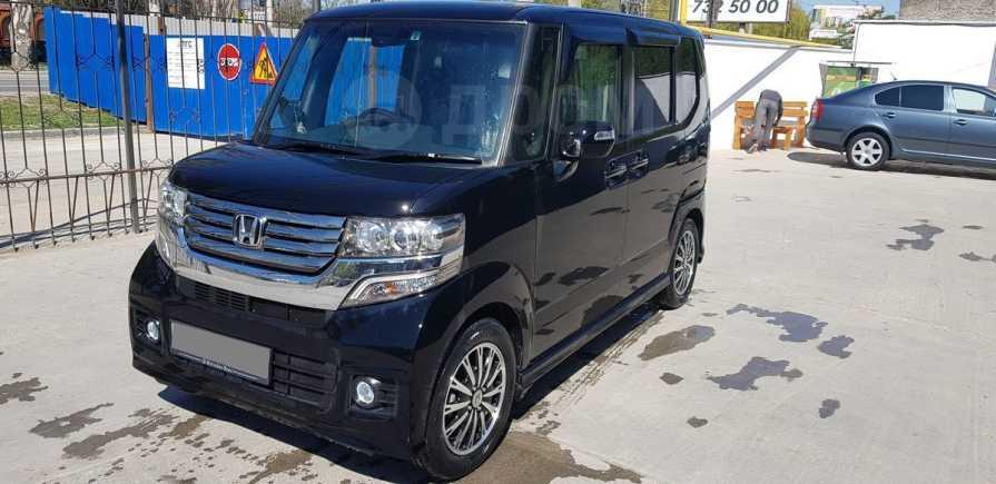 Honda N-BOX, 2014 год, 519 000 руб.