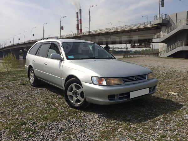 Toyota Corolla, 1999 год, 207 000 руб.