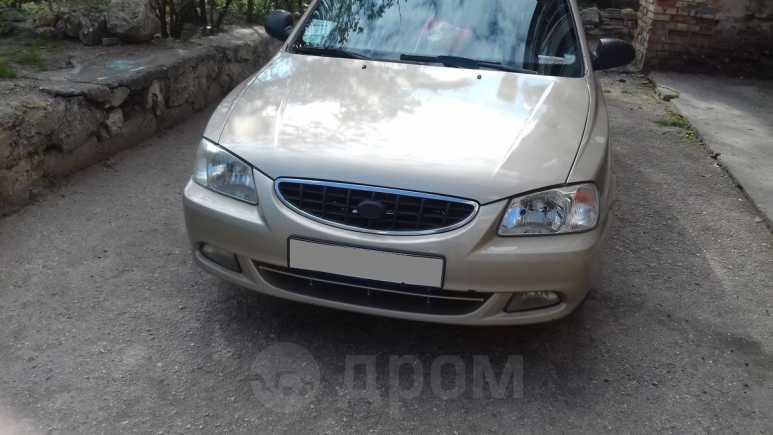 Hyundai Accent, 2005 год, 185 000 руб.