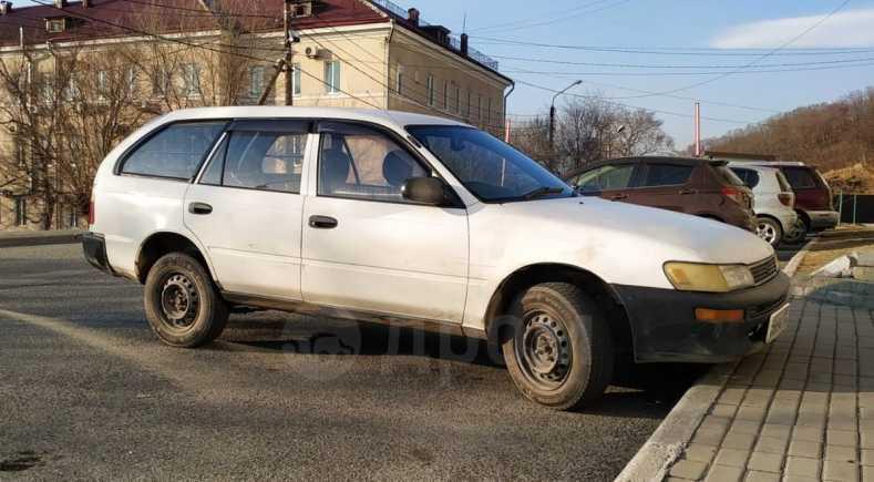 Toyota Sprinter, 1997 год, 140 000 руб.