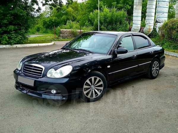 Hyundai Sonata, 2006 год, 310 000 руб.