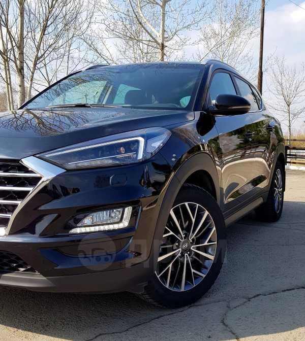 Hyundai Tucson, 2019 год, 1 650 000 руб.