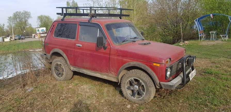 Лада 4x4 2121 Нива, 1994 год, 60 000 руб.