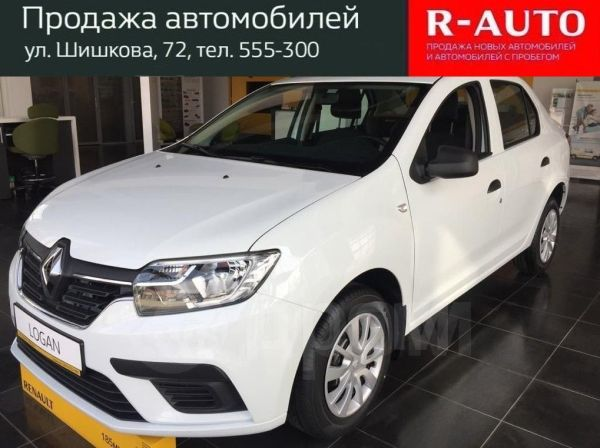 Renault Logan, 2020 год, 587 700 руб.