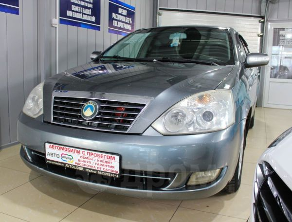 Geely Vision, 2008 год, 159 900 руб.