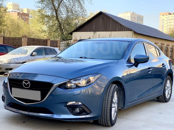 Mazda Mazda3, 2013 год, 730 000 руб.