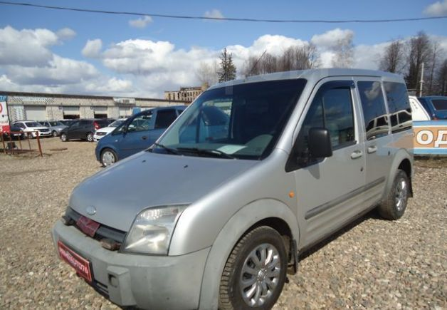 Ford Tourneo Connect, 2003 год, 249 000 руб.