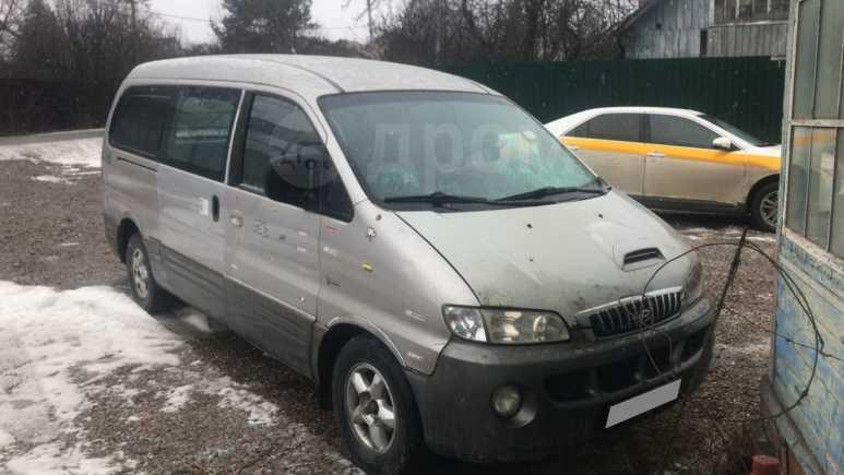 Hyundai Starex, 2002 год, 151 000 руб.