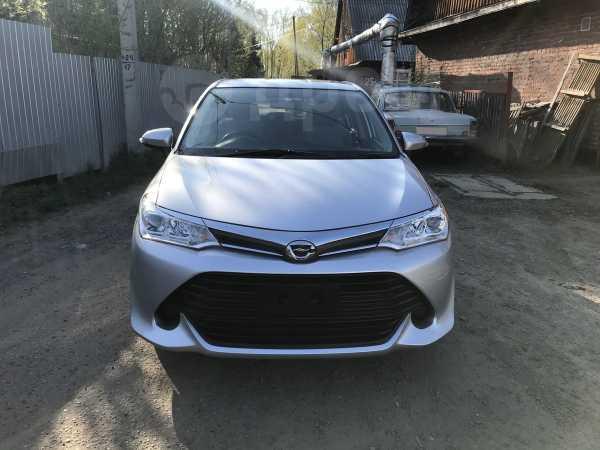Toyota Corolla Axio, 2016 год, 840 000 руб.