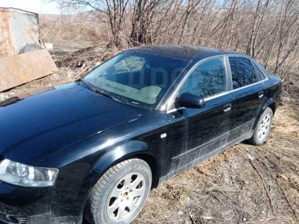 Audi A4, 2001 год, 160 000 руб.