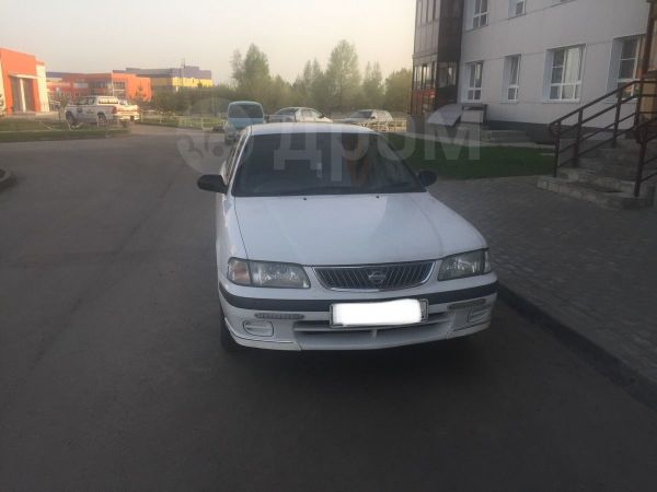 Nissan Sunny, 1999 год, 195 000 руб.