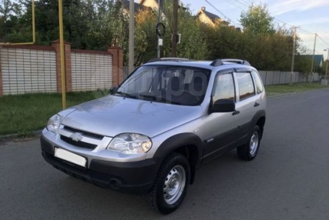 Chevrolet Niva, 2013 год, 341 000 руб.