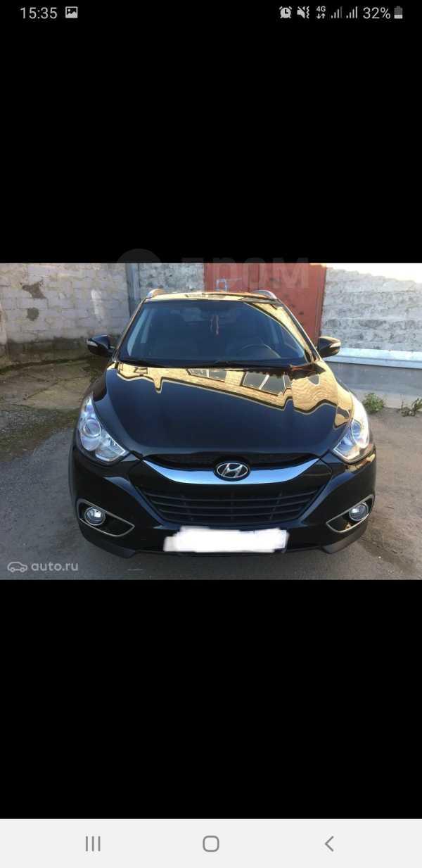 Hyundai ix35, 2011 год, 697 000 руб.