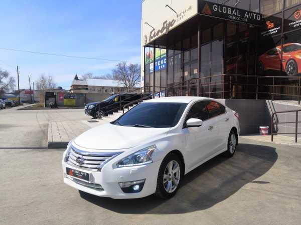 Nissan Teana, 2014 год, 888 000 руб.