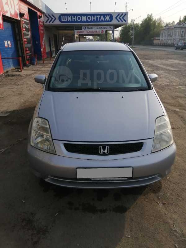 Honda Stream, 2002 год, 340 000 руб.